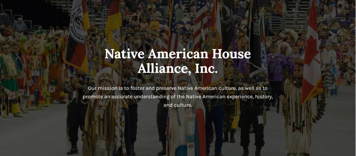 native american house alliance1